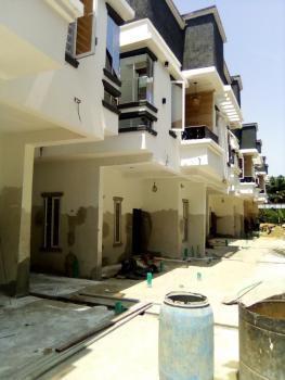 Well Finished Tastefully Designed 4 Bedroom Duplex, Lekki Phase 2, Lekki, Lagos, Semi-detached Duplex for Sale