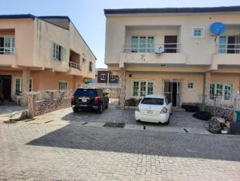a Finished 4 Bedroom Cornerpiece Terraced Duplex with Large Parking, Road 20, Lekki Gardens Phase Two,  By Abraham Adesanya Roundabout, Ajah, Lagos, Terraced Duplex for Rent