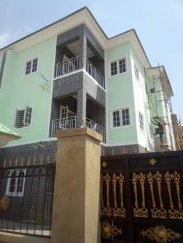 Beautiful 2 Bedrooms Flat in a Tarred, Clean and Secured Location, Jahi, Abuja, Flat for Rent