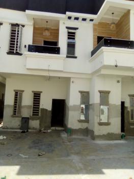 Beautifully Designed 4 Bedroom Duplex with a Bq in a Good Environment, Lekki Phase 2, Lekki, Lagos, Semi-detached Duplex for Sale