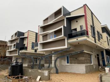 Luxury 4 Bedrooms Semi Detached Duplex All Ensuite with Bq, Chevron, Lekki, Lagos, Semi-detached Duplex for Sale