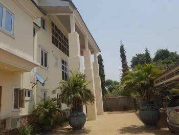 Top-notch Finished 3 Bedrooms Terraced House with a Room Bq, Apo District, Apo, Abuja, Terraced Duplex for Rent
