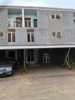 Top Notch 4 Bedrooms Terraced Duplex, Life Camp, Abuja, Terraced Duplex for Rent