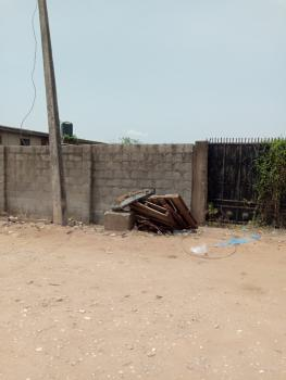 Land Measuring of 1200sqm, Having Twin Old Bungalows, Opposite Blesses Pure Water,idi Ishin, Jericho Gra, Jericho, Ibadan, Oyo, Residential Land for Sale