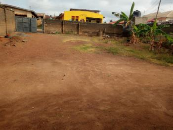 Land Measuring of 539 Square Meter with Bq on a Tarred Road Estate, Adeyemo Estate, Iyana Olopa, Akobo, Ibadan, Oyo, Residential Land for Sale
