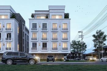 Spacious 3 Bedroom Penthouse Apartments., Ilasan, Lekki, Lagos, Block of Flats for Sale