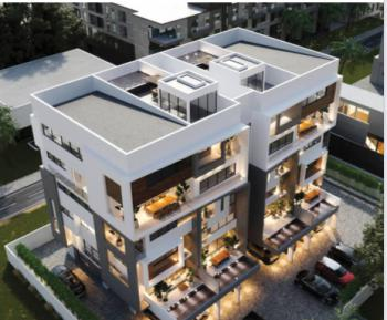 4 Bedroom Luxury Townhouse with a Boys Quarter, Zone M, Federal Govt Layout, Banana Island, Ikoyi, Lagos, House for Sale