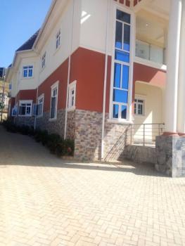 Tastefully Built 4 Bedrooms Detached Duplex with Bq, By Shoprite, Apo, Abuja, Detached Duplex for Sale