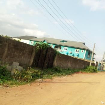 Fenced 900sqm Plot, Kayode Ayilara St. River View Est, Opic, Isheri North, Ogun, Residential Land for Sale