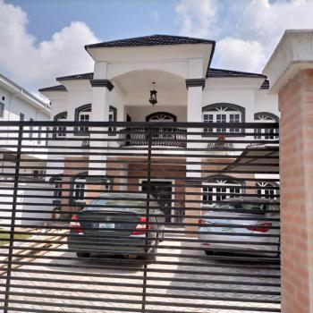 4 Bedrooms Fully Detached Duplex, Chevron, Lekki Phase 2, Lekki, Lagos, Detached Duplex for Sale