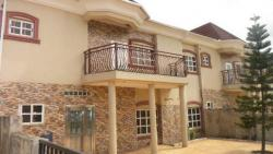 Newly Built Well Finished 4 Bedrooms Detached Duplex with Large Space for More Developments for Sale at Katamkpe Diplomatic Zone N100 Milion, Katampe Extension, Katampe, Abuja, Semi-detached Duplex for Sale