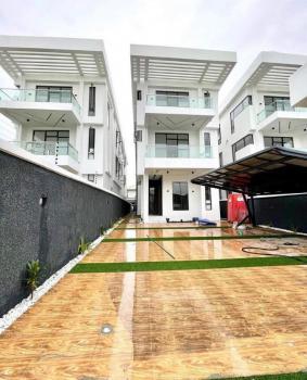 Luxury 5 Bedroom Detached House with 2 Room Bq, Lekki Phase 1, Lekki, Lagos, Detached Duplex for Rent