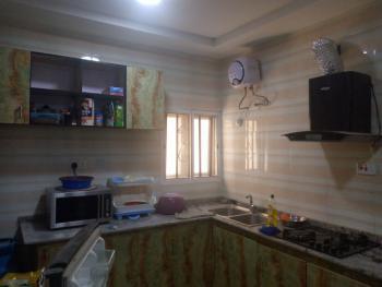 Luxury Clean Three Bedroom Flat, Near Kado Fish Market, Kado, Abuja, Flat for Rent