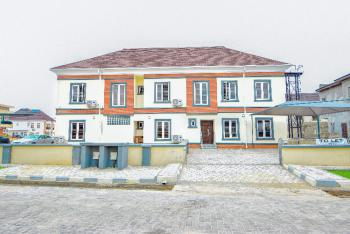 4 Bedroom Semi- Detached Duplex with One Room Boys Quarters, Buena Vista Estate, Off Orchid Road, Ikota, Lekki, Lagos, Semi-detached Duplex for Rent