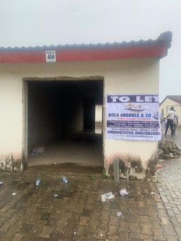 1 Unit of Twin Shop Space, Hfp Abraham Adesanya, Ajah, Lagos, Shop for Rent