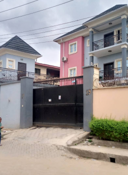 Sharp 6 Units of 3 Bedroom Flats, Ajao Estate, Airport Road, Isolo, Lagos, Block of Flats for Sale