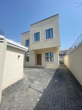 Modern/luxury Finished 3 Bedrooms Fully Detached Duplex with Bq, Lekki Phase 1, Lekki, Lagos, Detached Duplex for Sale