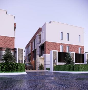 Newly Built 4 Bedrooms Terraced Duplex with a Room Bq, Anthony, Maryland, Lagos, Terraced Duplex for Sale