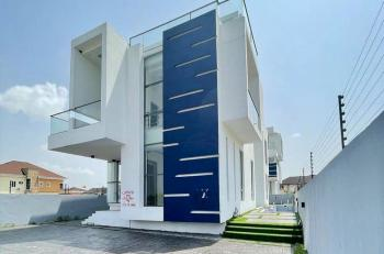 5 Bedrooms Fully Detached Duplex with Swimming Pool and One 1 Bq, Osapa, Lekki, Lagos, Detached Duplex for Sale
