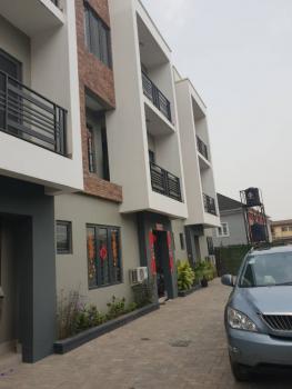 Newly Built 4 Bedroom Duplex with Tastefully Finishings, Adeniyi Jones, Ikeja, Lagos, Terraced Duplex for Sale