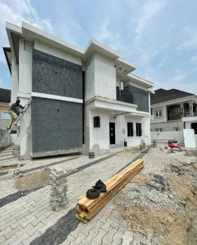 Brand New 4 Bedrooms Fully Detached House with a Bq, Ajah, Lagos, Detached Duplex for Sale