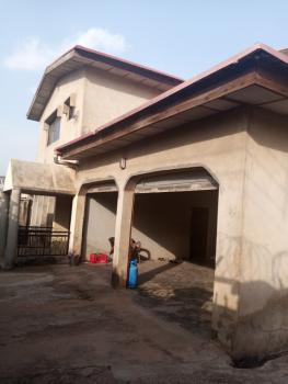 Partly Completed 8 Bedrooms Duplex, General Gas, Kolapo Ishola - Carlton Gate Axis, Akobo, Ibadan, Oyo, Detached Duplex for Sale