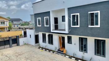 Luxury 4 Bedrooms Terraces, Vintage Estate, Opposite Crown Estate, Sangotedo, Ajah, Lagos, Terraced Duplex for Sale
