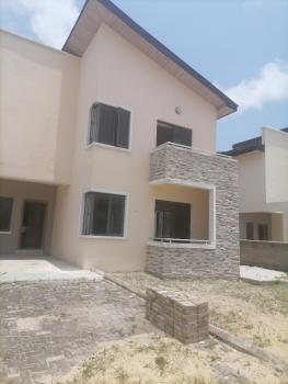 Newly Built Spacious 3 Bedrooms Terraced Duplex with 1 Room Bq, Creek Haven Estate, Beside Vgc Estate, Off Lekki Epe Expressway, Lekki, Lagos, Terraced Bungalow for Sale