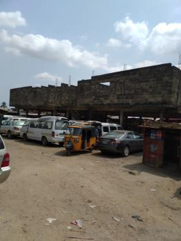 Uncompleted Structures, Shasha Road, Akowonjo, Alimosho, Lagos, Block of Flats for Sale