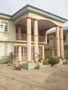 5 Bedroom Duplex Big Two Sitting Room, Ifesowapo Jolasco, Akute, Ifo, Ogun, Detached Duplex for Sale