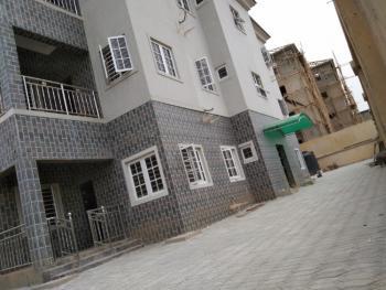 Brand New Well Befitting 2 Bedroom Flat, Kado Naval Quarters, Jahi, Abuja, Flat for Rent