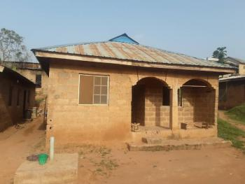 an in Completed Building on a Half in a Perfect Area, Matogun, Akute, Ifo, Ogun, Detached Bungalow for Sale