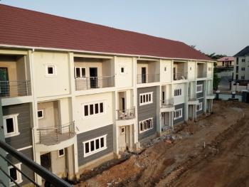 Brand New 4 Bedroom Terrace Duplex with Bq, Utako, Abuja, Terraced Duplex for Sale