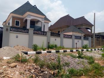 Exquisitely Newly Built 4 Bedroom Duplex with a Bq in a Secluded Area, International Card Street, Behind Bovas, Oluyole Estate, Ibadan South-west, Oyo, Detached Duplex for Sale