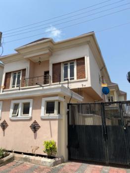 Spacious 4bedroom Duplex with Bq, Off Chevy View Estate, Chevron, Lekki, Lagos, Detached Duplex for Rent