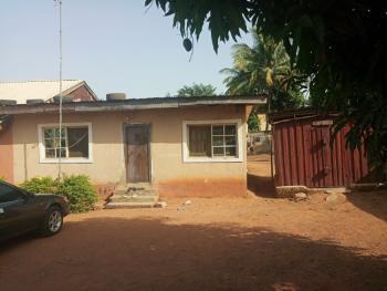 Corner Piece 2 Bedroom Bungalow with Enormous Space Attached to Build, By Nepa Office, Fha, Karu, Abuja, Terraced Bungalow for Sale