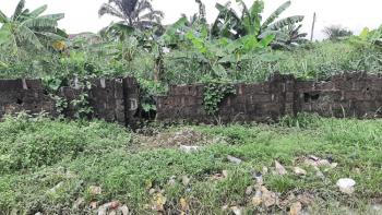 Four (4) Plots  of Well Located Land, Off Obi Wali Road, Rumuigbo, Port Harcourt, Rivers, Residential Land for Sale