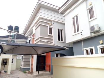 Brand New Classy and Executive 5 Bedroom Duplex with Bq, Peninsula Garden Estate Behind Blenco Supermarket, Sangotedo, Ajah, Lagos, Detached Duplex for Rent