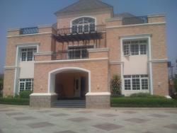 Brand New Exquisitely Finished Fully Detached Maisonette 7 Bedrooms Duplex, 3 Bedrooms Guest Chalet, 3 Rooms Bq and Swimming Pool, Off Danube Street, Maitama District, Abuja, Detached Duplex for Rent