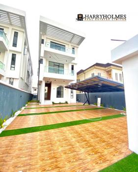 Contemporary 5 Bedroom Detached Duplex with a Swimming Pool, Lekki Phase 1, Lekki, Lagos, Detached Duplex for Sale