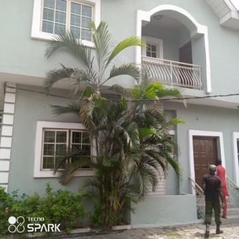 Luxury 4 Bedroom Duplex + 1 Room Bq (residential Only), Anthony, Maryland, Lagos, Semi-detached Duplex for Rent