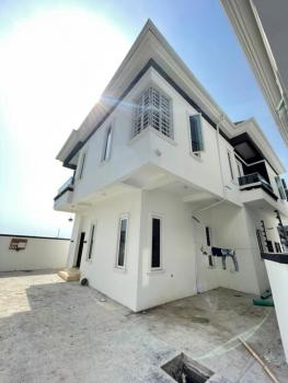 Beautiful 4 Bedroom  Fully Detached Duplex, Chevron, Lekki Phase 2, Lekki, Lagos, Detached Duplex for Sale