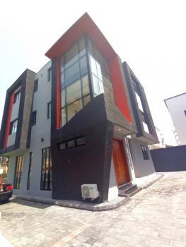 Tastefully Built 4 Bedroom Fully Detached Duplex with a Bq;, Ikoyi, Lagos, Detached Duplex for Rent