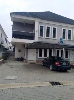 Fully Service &funished 4 Bedroom Semi Detached with Room Bq, Victoria Crest Estate, Lekki, Lagos, Semi-detached Duplex for Sale
