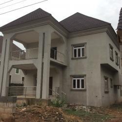 Brand New 4 Bedroom Duplex, Mab Global Estate, Gwarinpa Estate, Gwarinpa, Abuja, Detached Duplex for Sale