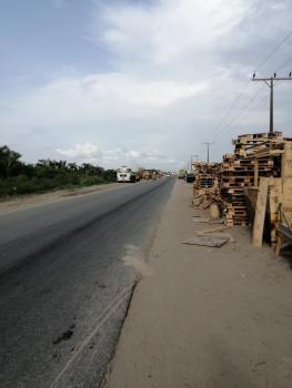 a Plot of Land Facing Express, Close to Dangote Refinary, Eleko, Ibeju Lekki, Lagos, Commercial Land for Rent
