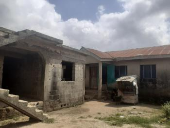 Building on a Plot of Land, Unity Estate Bayeku Road, Igbogbo, Ikorodu, Lagos, Block of Flats for Sale