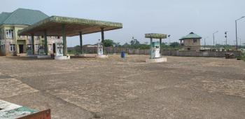 Filling Station with 6 Pumps on 5 Plots of Land, New Toll Gate Road Epe Ijebu Ode Road, Epe, Lagos, Filling Station for Sale
