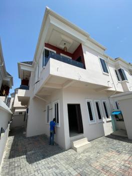 4 Bedroom Semi Detached with a Room Bq, Ologolo, Lekki, Lagos, Semi-detached Duplex for Sale