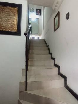 Spacious 6 Bedroom Detached House+2 Rooms Bq, Solar Panels & Gen, Saka Tinubu, Victoria Island (vi), Lagos, Detached Duplex for Rent